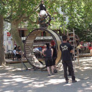 Festival Rues d'été 2012